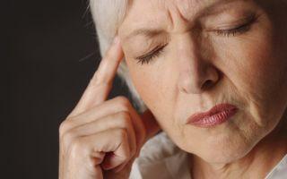 Причины и лечение головных болей после инсульта
