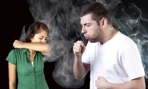 К инсульту приводит пассивное курение
