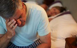 Расстройства сна после инсульта: виды и методы борьбы