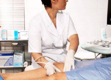 Диагностика тромбоза глубоких вен