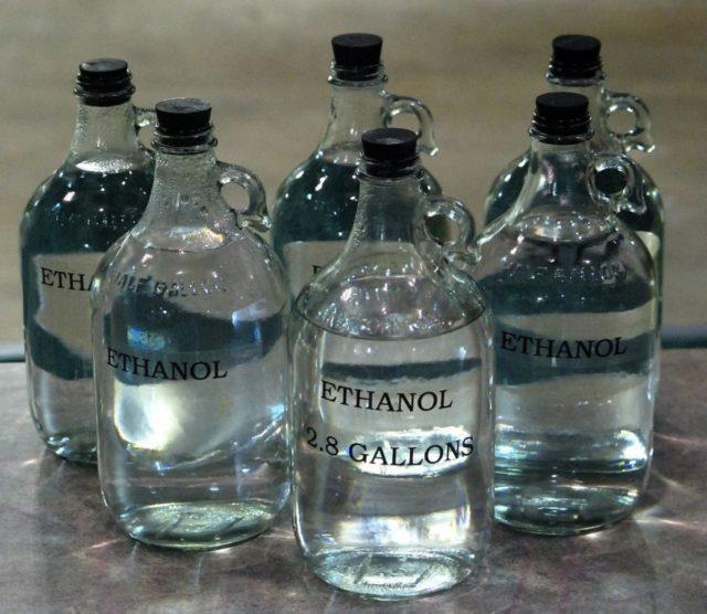 Этиловый спирт крайне негативно влияет на организм