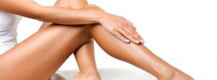 Косметология при варикозе ног