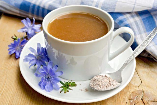 Кофейный напиток из цикория