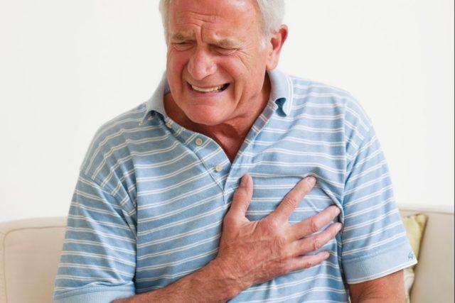 Симптомы стенокардии покоя как преддверия прединфарктного состояния