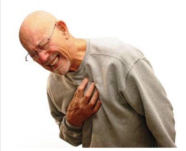 Обширный (крупноочаговы) инфаркт миокарда