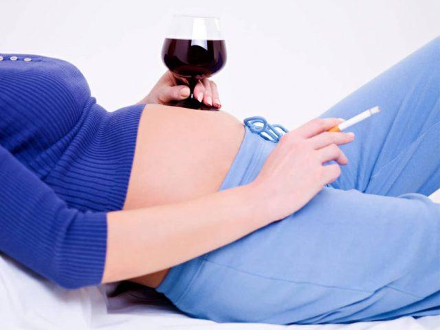 Общий артериальный ствол у новорожденного