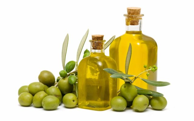 Масло из оливок
