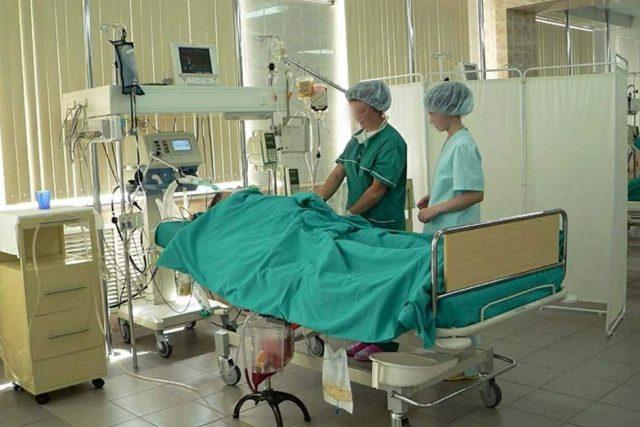 Проведение реанимации после инсульта головного мозга