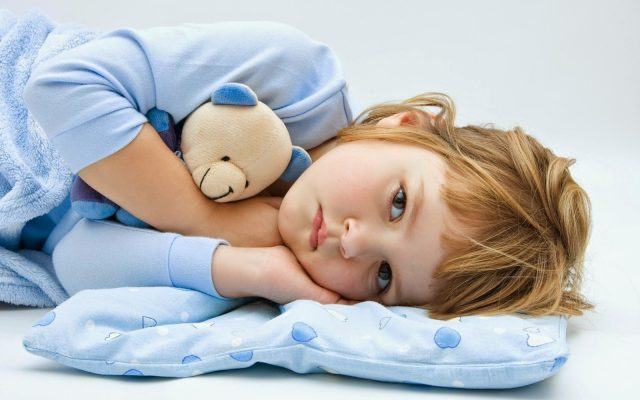 Особенности течения и терапия ВСД у детей