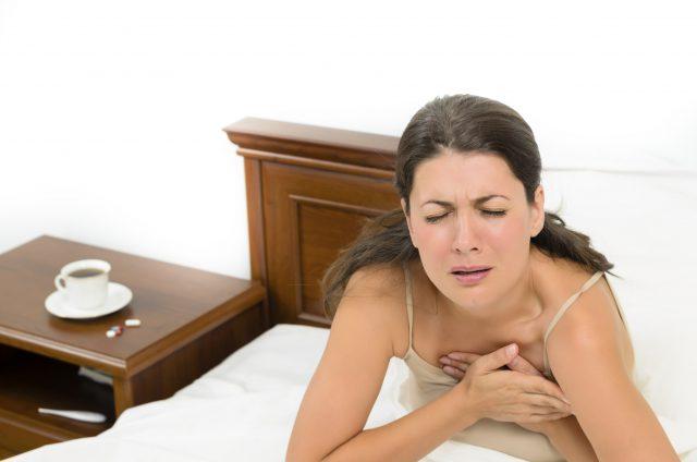 Боль в сердце после пробуждения всд причины симптомы и лечение