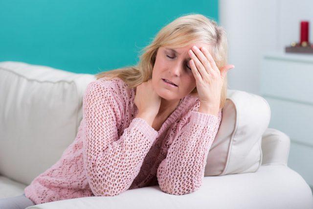 симптомы метеозависимости при всд