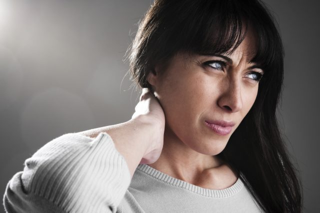 ВСД на фоне шейного остеохондроза
